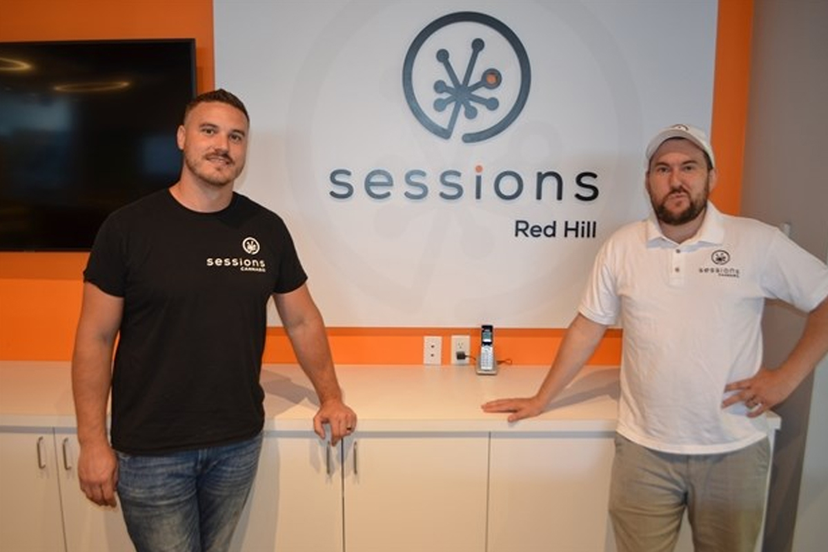 Sessions Cannabis eyes six stores in Hamilton