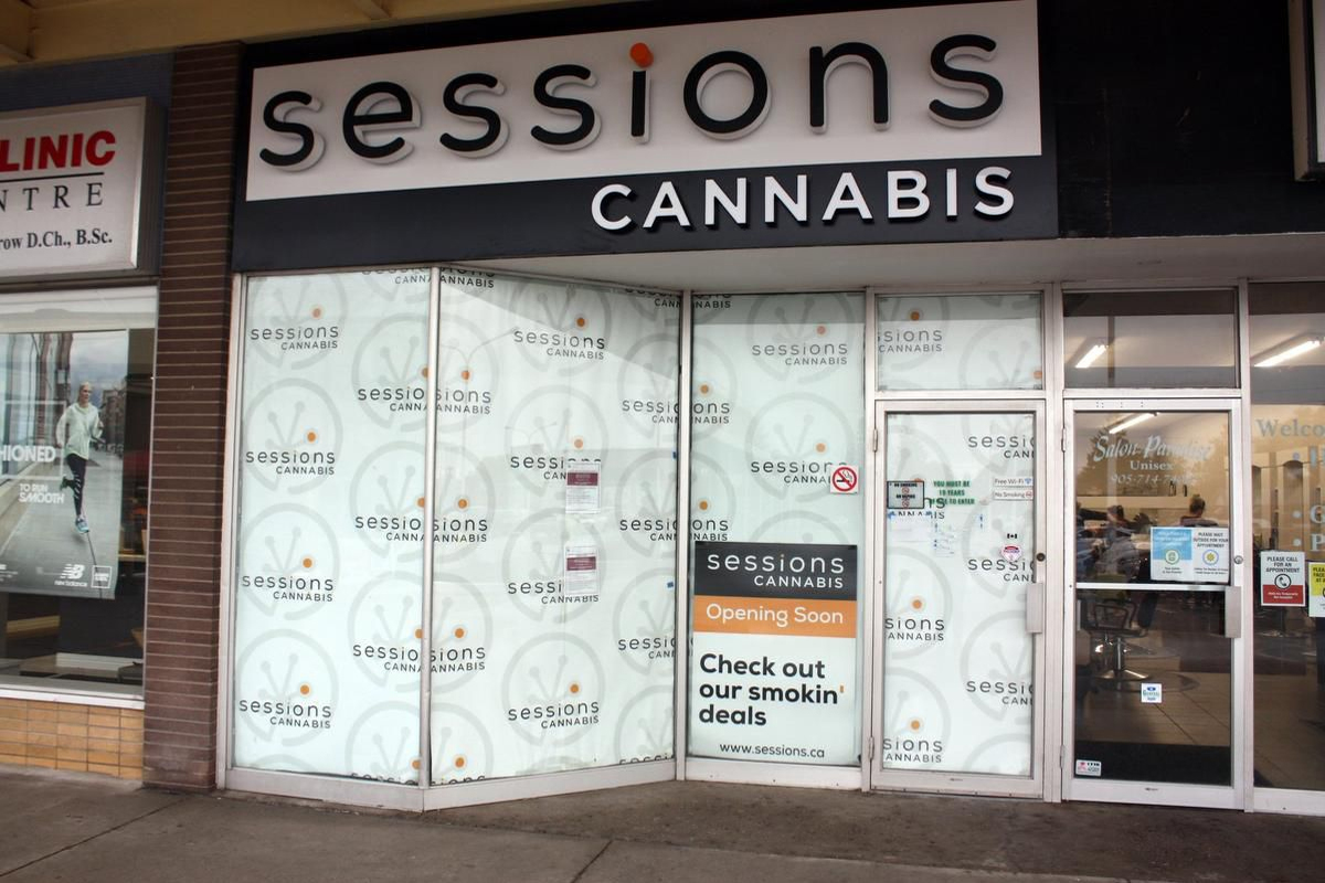 Sessions Cannabis plans to open Welland location in February