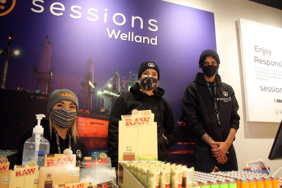 Welland's first legal cannabis store delivering to homes during lockdown