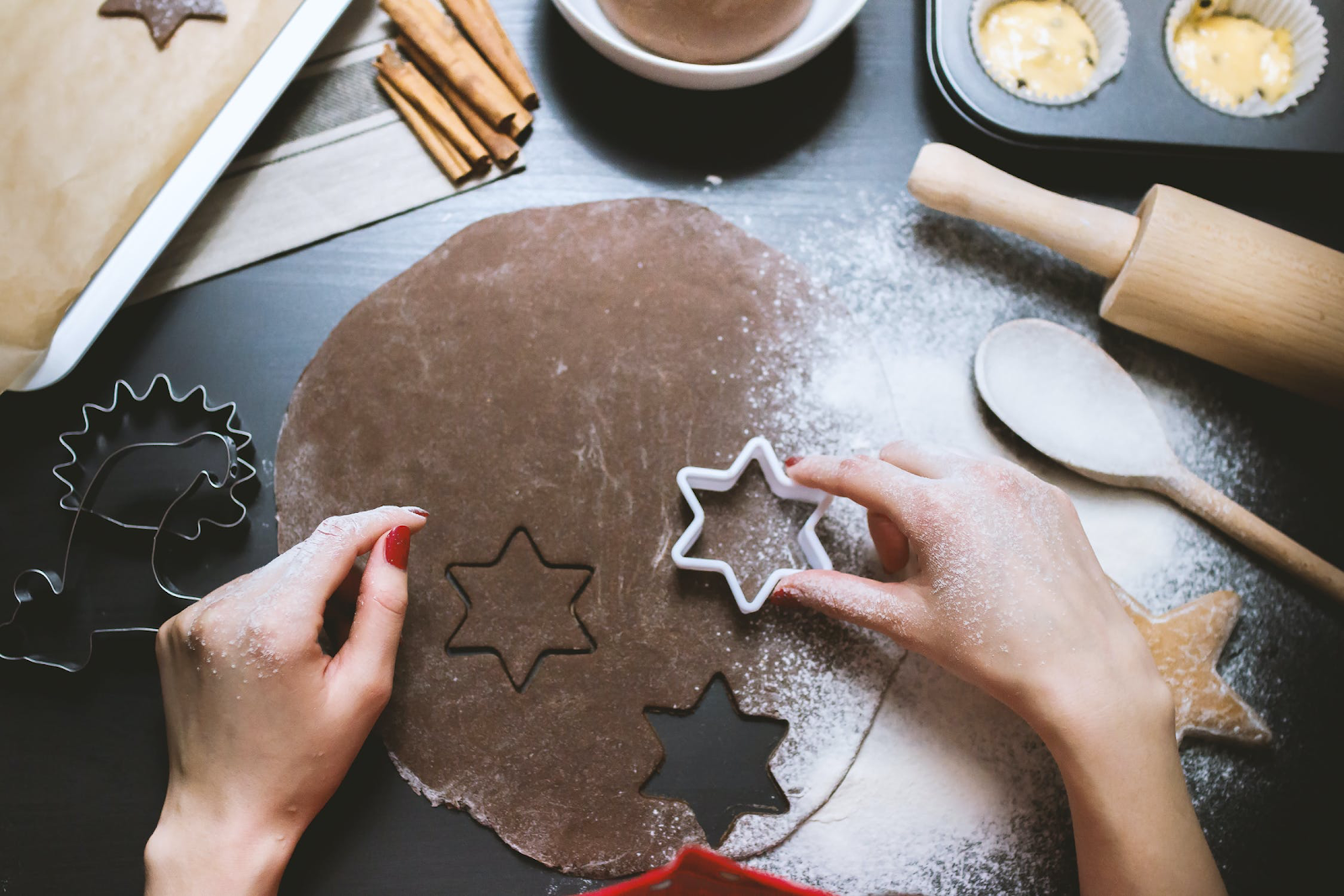 DIY Holiday Edition:  Cannabis-Infused Cookies