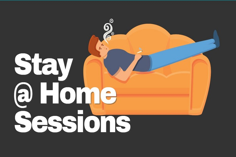 9 Creative Activities for your Stay-At-Home Sessions