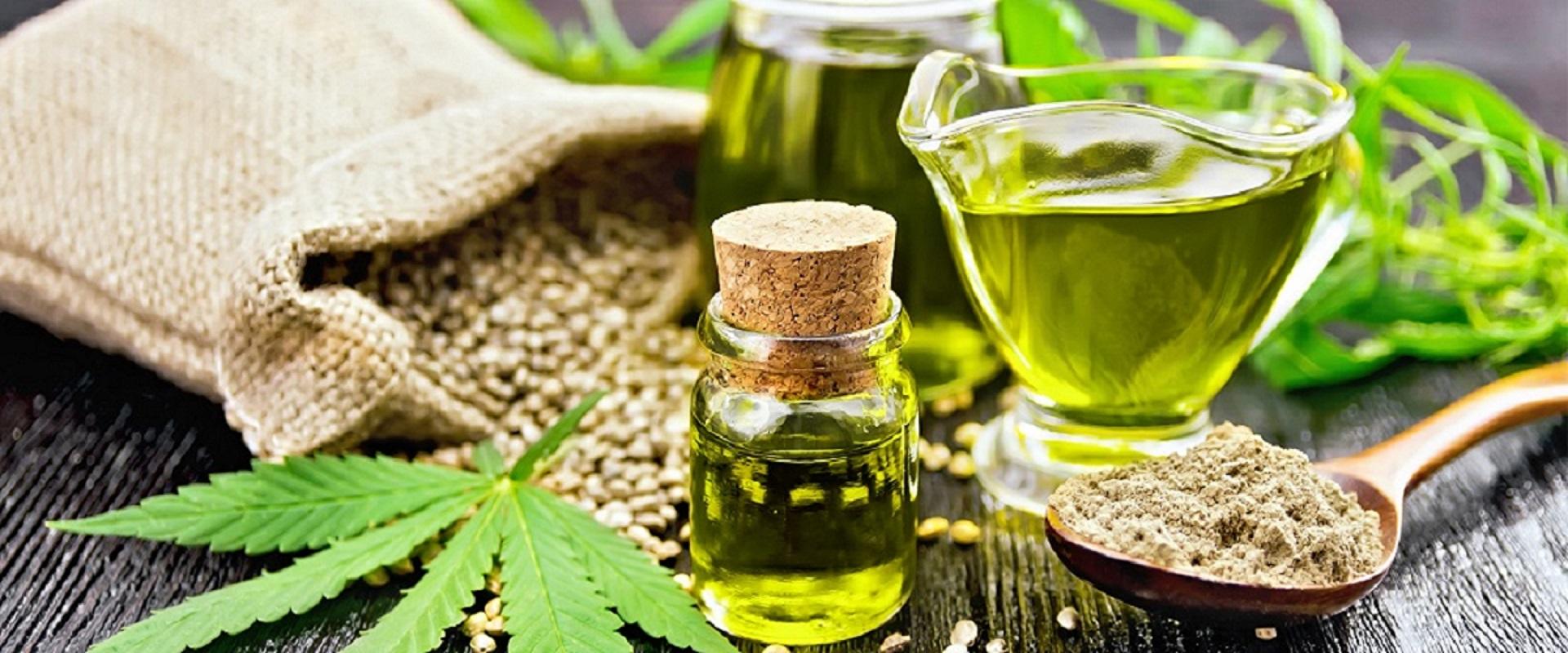 Cannabis, Oils & Edibles